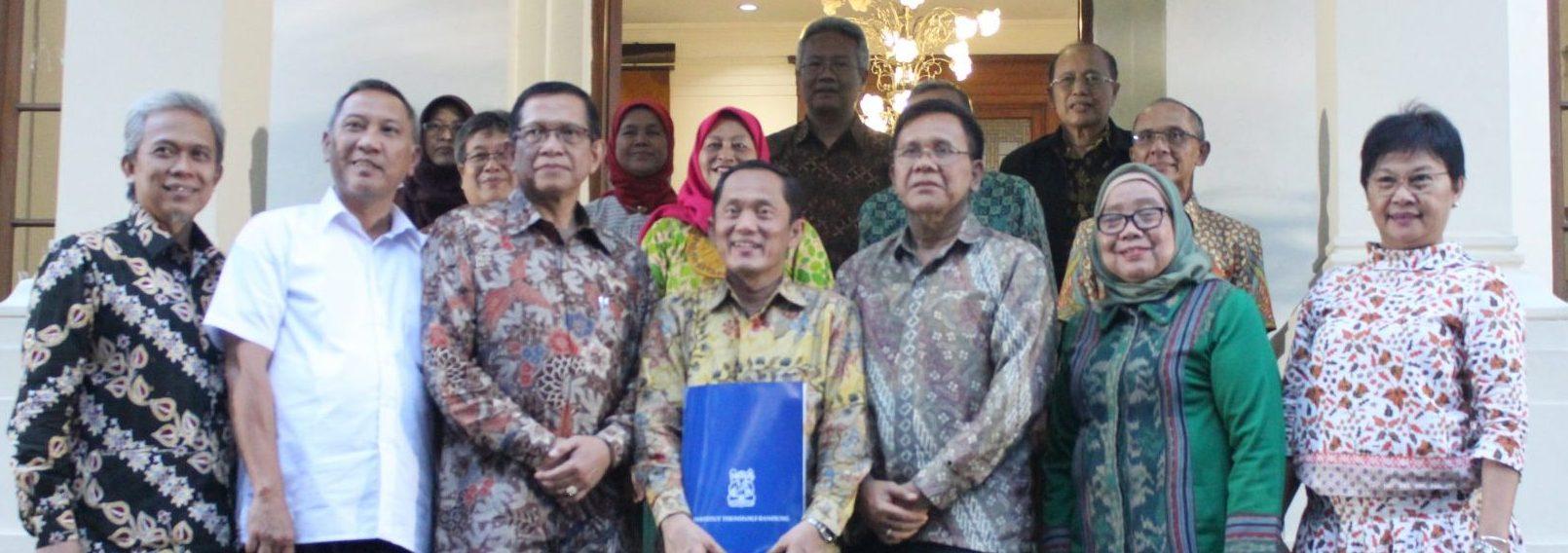 Institut Teknologi Bandung Terakreditasi A sampai 2022