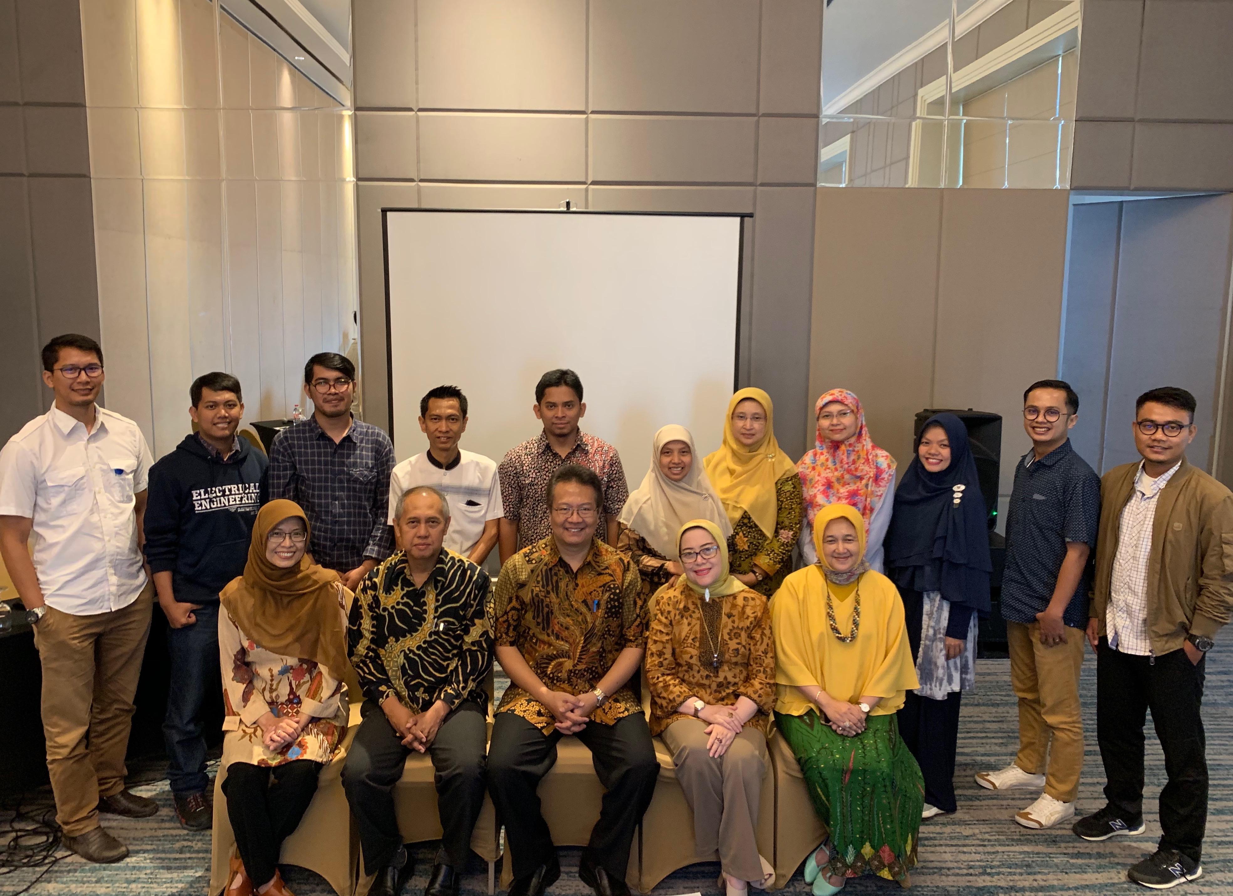 Workshop Pengukuran Pencapaian Student Outcomes pada Mata Kuliah Prodi, TPB dan MKU ITB