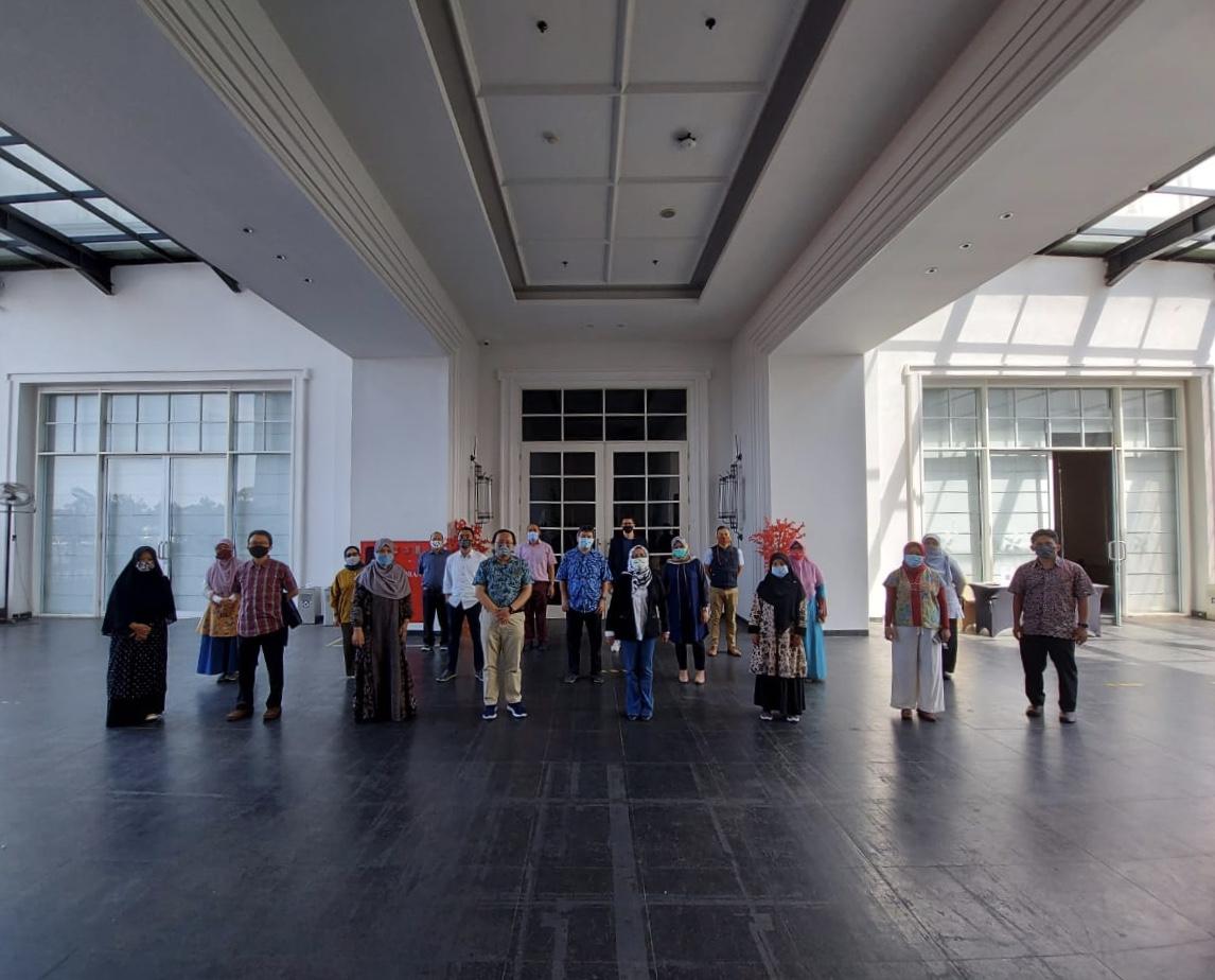 Workshop Koordinasi Asesmen Student Outcome Mata Kuliah TPB dan MKU ITB